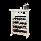 Wijnrek Pinot is een sieraad voor uw woonkamer of keuken.
