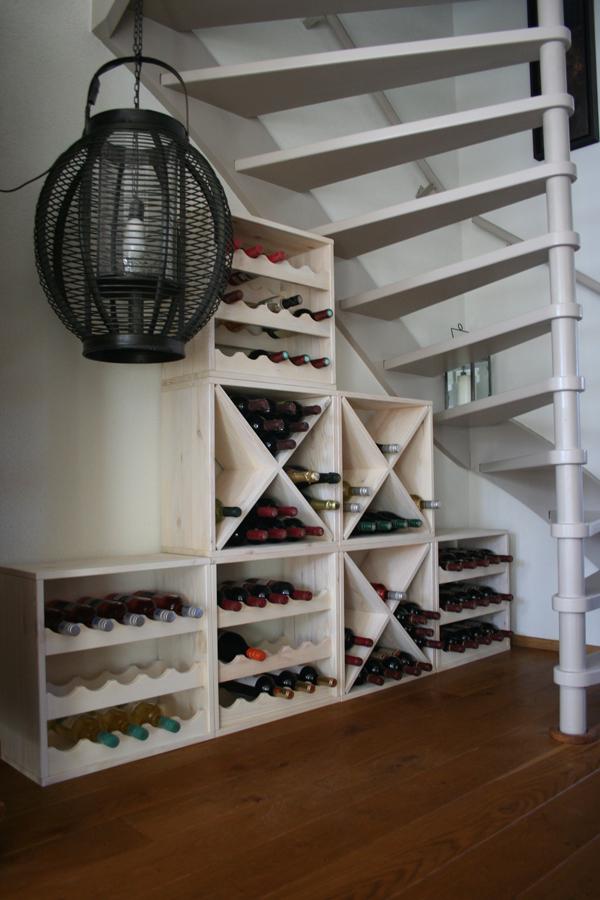 Wijnrekken voor thuis